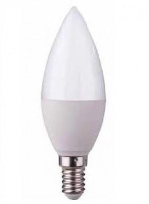 LAMPADA LED CANDELA E14 6W LUCE NATURALE 4000K (DYA-014)