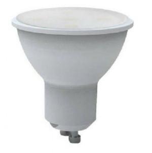 LAMPADA LED FARETTO GU10 7W 3000K LUCE CALDA 580L (GU10-317100C)