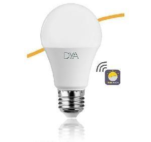 LAMPADA LED GOCCIA E27 10W LUCE CALDA 3000K SENSORE CREPUSCOLARE (DYA-243)