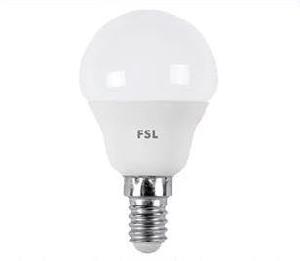 LAMPADA LED SFERA G45 E14 5.5W 4000K LUCE NATURALE (FLG45B6W40K14)
