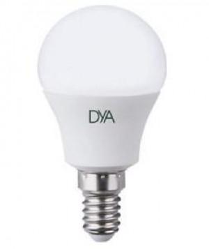 LAMPADA LED SFERETTA E14 6W LUCE NATURALE 4000K (DYA-020)