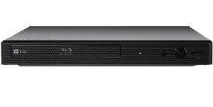 LETTORE DVD BLU-RAY LGBP250 USB HDMI
