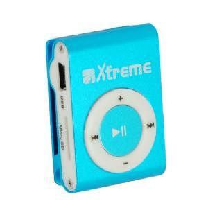 LETTORE MP3 CON MICRO-SD 8 GB BLU (827633B)