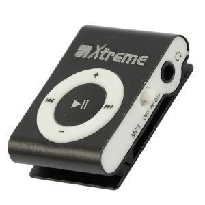LETTORE MP3 CON MICRO-SD 8 GB NERO (827633)