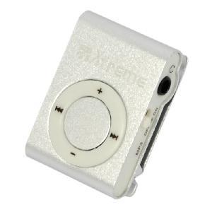 LETTORE MP3 CON MICRO-SD 8 GB SILVER (827633S)
