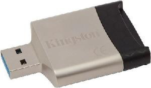 LETTORE MULTICARD ESTERNO MOBILE LITE G4 (FCR-MLG4) ESTERNO USB3