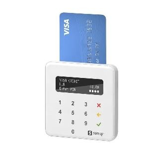 LETTORE POS SUMUP AIR POS EU7RE NFC BLUETOOTH