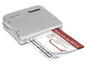 LETTORE SMART CARD E SIM USB (HUSCR2)