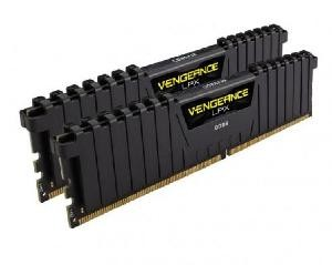 MEMORIA DDR4 16 GB PC3000 MHZ (2X8) (CMK16GX4M2B3000C15)