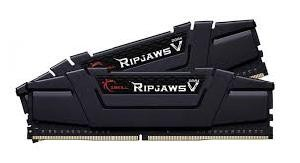 MEMORIA DDR4 16 GB RIPJAWS V PC3000 MHZ (2X8) (F4-3000C15D-16GVGB)