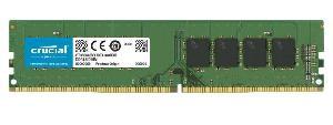 MEMORIA DDR4 4 GB PC2666 MHZ (1X4) (CT4G4DFS8266)