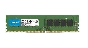 MEMORIA DDR4 8 GB PC2666 MHZ (1X8) (CT8G4DFRA266)