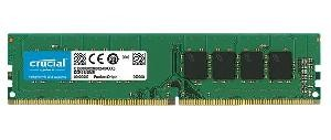 MEMORIA DDR4 8 GB PC2666 MHZ (1X8) (CT8G4DFS8266)