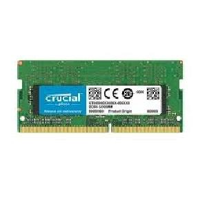 MEMORIA SO-DDR4 16 GB PC2400 (1X16) (CT16G4SFD824A)