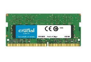 MEMORIA SO-DDR4 8 GB PC2400 (1X8) (CT8G4SFD824A)
