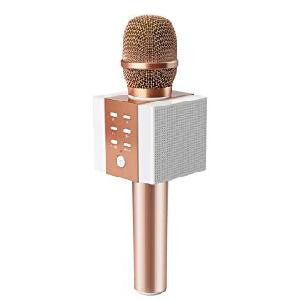 MICROFONO KARAOKE MW88G BLUETOOTH CON SPEAKER
