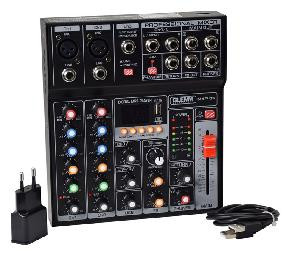 MIXER MXP 05 MICROFONICO PER DJ