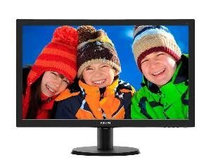 MONITOR 24 243V5LHAB LED FULL HD MULTIMEDIALE