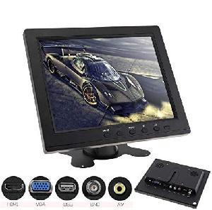 MONITOR 8 HD TFT LCD COLOR PER AUTO  VIDEOSORVEGLIANZA