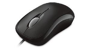 MOUSE BASIC OPTICAL FOR BUSINESS USB  (4YH-00007) NERO