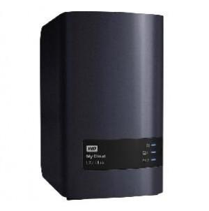 NAS MY CLOUD EX2 8TB WDBVBZ0080JCH-EESN