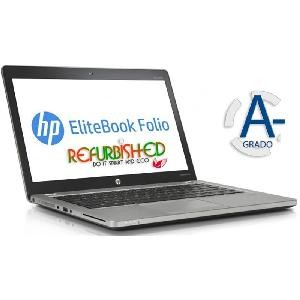 NOTEBOOK ELITEBOOK FOLIO 9470M CORE I5 14 - WINDOWS 7 PRO - RICONDIZIONATO - GAR. 12 MESI
