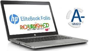 NOTEBOOK ELITEBOOK FOLIO 9470M INTEL CORE I5-3427U 14 8GB 256GB SSD WINDOWS 7 PRO - RICONDIZIONATO - GAR. 12 MESI