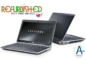 NOTEBOOK LATITUDE E6230 INTEL CORE I5-3320M 12.5 4GB 128GB 12.5 WINDOWS 7 - RICONDIZIONATO - GAR. 12 MESI