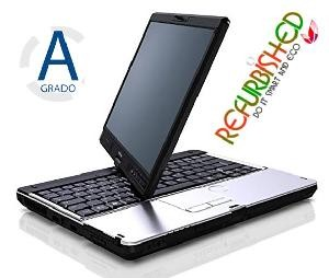 NOTEBOOK LIFEBOOK T901 TOUCHSCREEN CORE I5 13.3 - WINDOWS 7 PRO - RICONDIZIONATO - GAR. 12 MESI