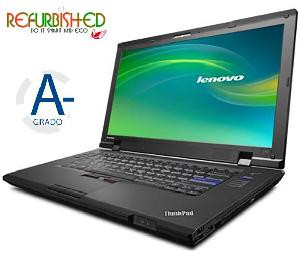 NOTEBOOK THINKPAD L512 INTEL CORE I5-520M 15.6 WINDOWS 7 PRO - RICONDIZIONATO - GAR. 12 MESI