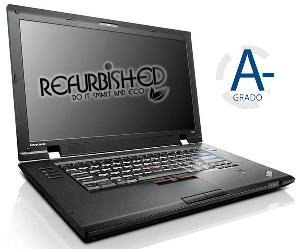 NOTEBOOK THINKPAD L520 INTEL CORE I5-2520M 15.6 WINDOWS 7 PRO - RICONDIZIONATO - GAR. 12 MESI