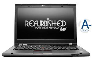 NOTEBOOK THINKPAD T430S INTEL CORE I5-3320M 14 4GB 180GB 14 - WINDOWS 7 PRO - RICONDIZIONATO - GAR. 12 MESI