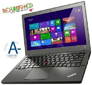 NOTEBOOK THINKPAD X240 12.5 INTEL CORE I5-4300U WINDOWS 10 - RICONDIZIONATO - GAR. 12 MESI