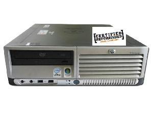 PC 7700 ELITE SFF INTEL CORE2 DUO E6400 2GB 250GB - RICONDIZIONATO - GAR. 12 MESI
