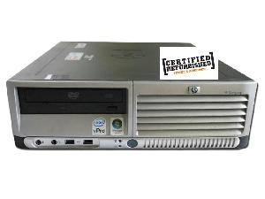 PC 7800 ELITE SFF INTEL CORE2 DUO E6750 2GB 250GB - RICONDIZIONATO - GAR. 12 MESI