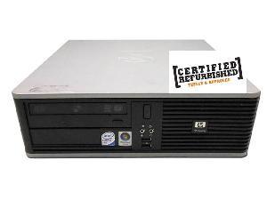 PC 7800 ELITE SFF INTEL CORE2 DUO E8400 4GB 500GB - RICONDIZIONATO - GAR. 12 MESI