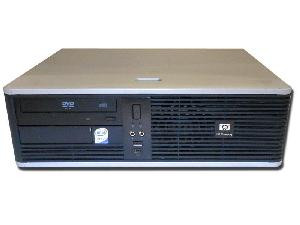 PC DC5700 SFF INTEL CORE2 DUO E6300 2GB 80GB DVD - RICONDIZIONATO - GAR. 12 MESI
