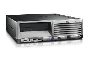 PC DC7700 SFF INTEL CORE2 DUO E4400 2GB 80GB DVD - RICONDIZIONATO - GAR. 12 MESI