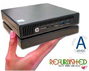 PC ELITEDESK 800 G2 MINI INTEL CORE I5-6500T 8GB 128GB WINDOWS 10 PRO - RICONDIZIONATO - GAR. 12 MESI