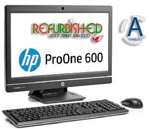 PC ELITEONE 600 G1 21 ALL IN ONE CORE I5-4670S 4GB 500GB 21 WINDOWS 10 - RICONDIZIONATO - GAR. 12 MESI