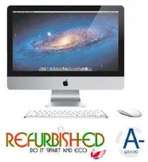 PC IMAC 21.5 INTEL CORE I5-2400S 8GB 500GB MAC OS - RICONDIZIONATO - GAR. 12 MESI