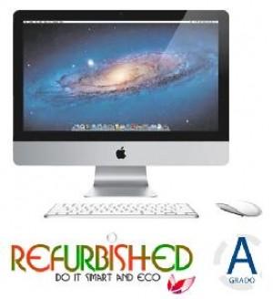 PC IMAC 21.5 INTEL CORE I5 8GB 500GB MAC OS - RICONDIZIONATO - GAR. 12 MESI