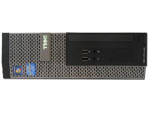 PC OPTIPLEX 390 SFF INTEL CORE I3-2120 4GB 250GB DVD - RICONDIZIONATO - GAR. 6 MESI