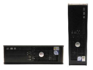 PC OPTIPLEX 755 USFF INTEL CORE2DUO E6550 2GB 80GB DVD - RICONDIZIONATO - GAR. 12 MESI