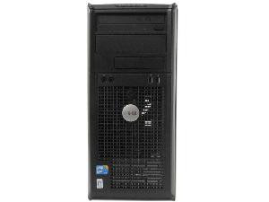 PC OPTIPLEX 760 MT INTEL CORE2DUO E7300 2GB 80GB DVD - RICONDIZIONATO - GAR. 12 MESI