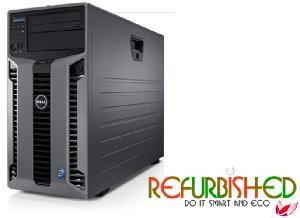 PC POWEREDGE T610 INTEL XEON-E5645 24GB 450GB SAS - RICONDIZIONATO - GAR. 12 MESI