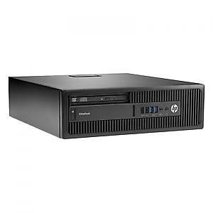 PC PRO 600 G1 SFF INTEL CORE I5-4570 4GB 500GB DVD WINDOWS 10 PRO - RICONDIZIONATO - GAR. 12 MESI