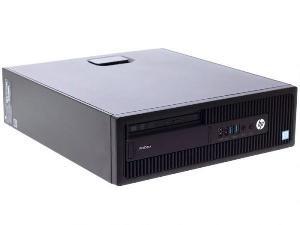 PC PRO 600 G2 SFF INTEL CORE I3-6100 4GB 500GB WINDOWS COA - BOX - RICONDIZIONATO - GAR. 6 MESI