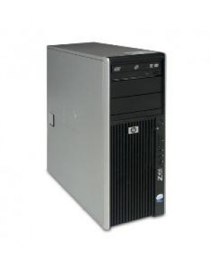 PC WORKSTATION HP Z400 INTEL XEON W3520 8GB 240GB SSD + 300GB HDD ATI HD6450 WINDOWS 10 PRO - RICONDIZIONATO - GAR. 36 MESI