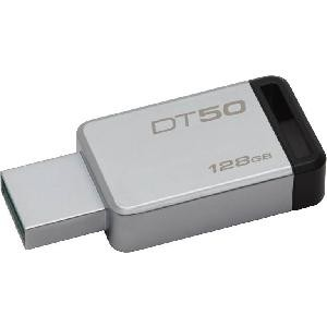 PEN DRIVE 128GB USB 3.1 (DT50128GB) NERO